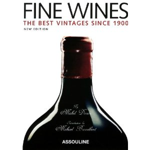 "Awesome book! ""Fine Wines, The Best Vintages Since 1900"" Michel Dovaz, from Assouline"