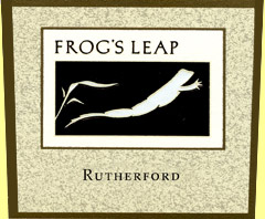 Frog's Leap, Rutherford, Cabernet Sauvignon