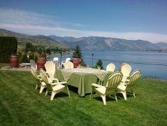 Mellisoni Vineyards, Lake Chelan Washington, Lake Chelan wine country