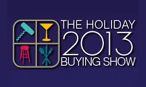 Holiday Bar Show, Holiday 2013 Buying Show