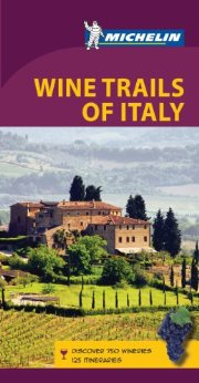 Maps of wine regions of Italy, Michelin Wine trails of Italy, where to learn about Italian wine
